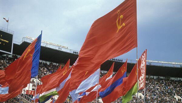 Флаги стран СССР - Sputnik Латвия