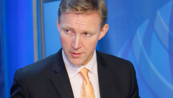 Заместитель директора по научной работе Центра Британских исследований Алексей Громыко - Sputnik Латвия