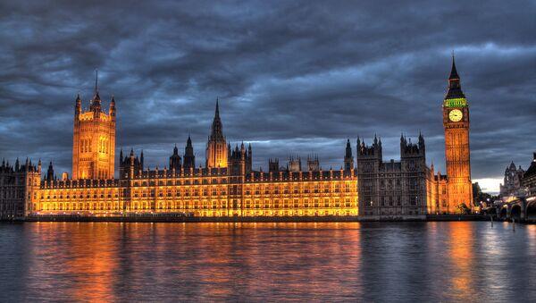 Lielbritānijas parlaments - Sputnik Latvija
