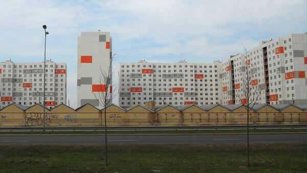 Плявниеки — один из крупнейших микрорайонов Риги - Sputnik Латвия