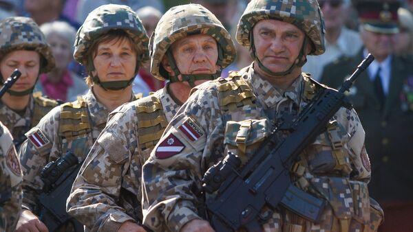 Zemessardze. Foto no arhīva - Sputnik Latvija