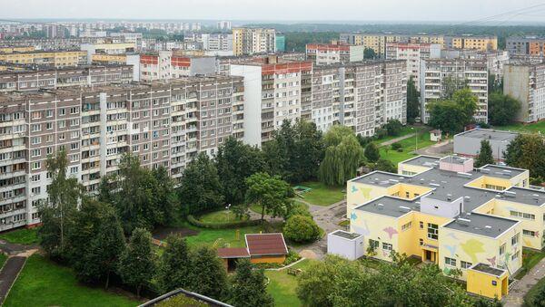 Pļavnieki - Sputnik Latvija