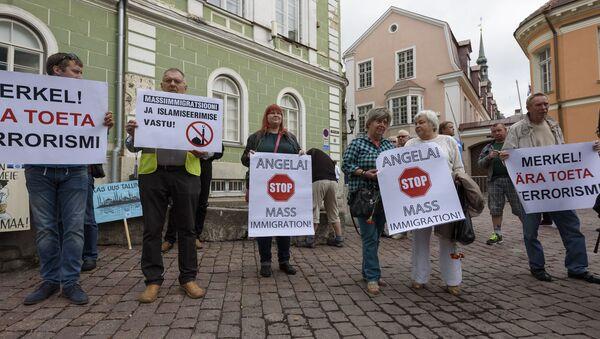 Protesta akcija. Foto no arhīva - Sputnik Latvija