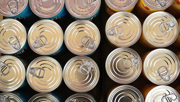 Konservi. Foto no arhīva - Sputnik Latvija
