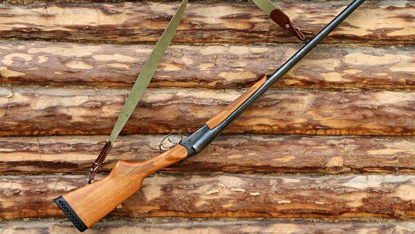 Охотничье ружье - Sputnik Латвия
