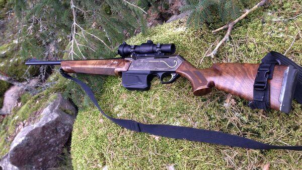 Охотничье ружье - Sputnik Latvija