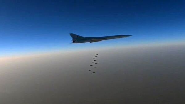 Bumbvedēji Tu-22M3 - Sputnik Latvija