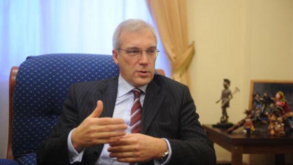 Заместитель министра иностранных дел РФ Александр Грушко - Sputnik Латвия