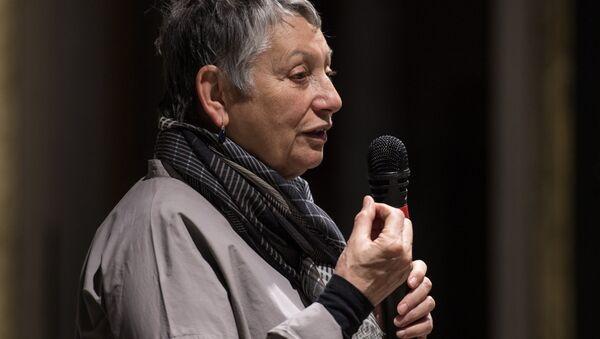 Писательница Людмила Улицкая. Архивное фото - Sputnik Латвия