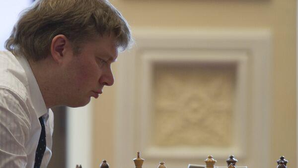 Шахматист Алексей Широв - Sputnik Латвия