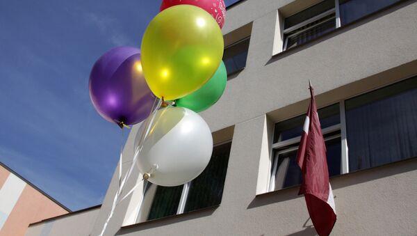 Начало учебного года в школах - Sputnik Латвия
