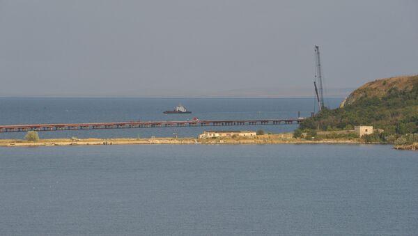 Krimas tilta fotogrāfija. Foto no arhīva - Sputnik Latvija
