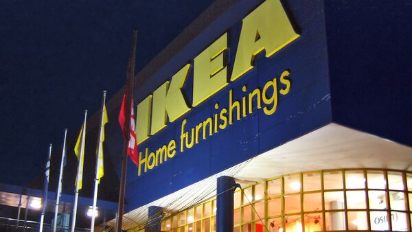 Магазин Ikea в Сингапуре - Sputnik Латвия