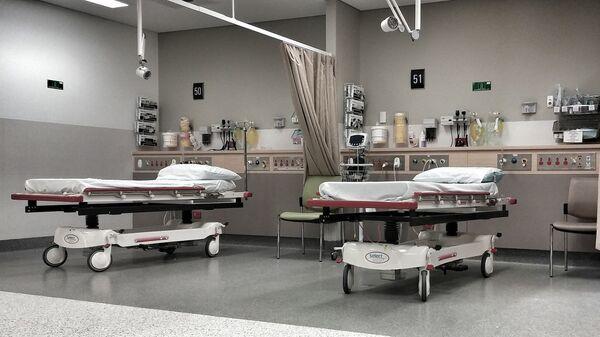 Slimnīcas palāta - Sputnik Latvija