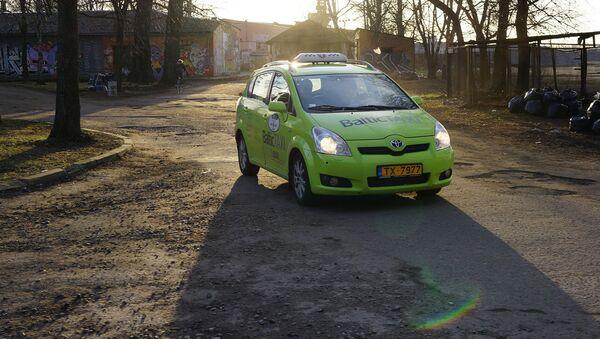 Baltic Taxi - Sputnik Латвия