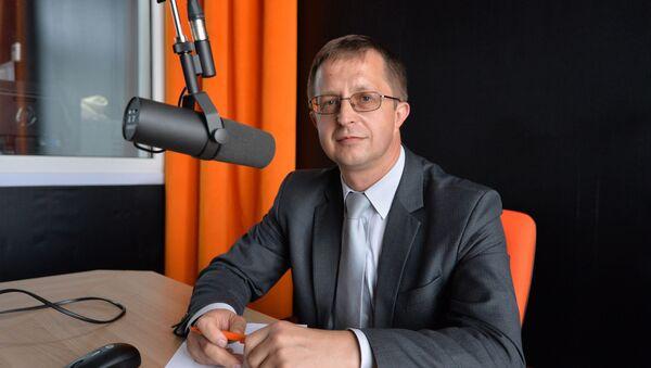 Владимир Нестерович - Sputnik Латвия