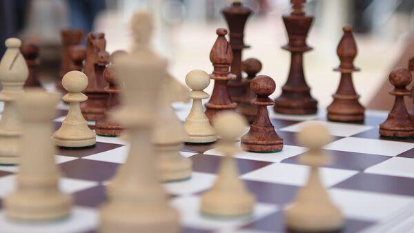 Шахматы - Sputnik Латвия