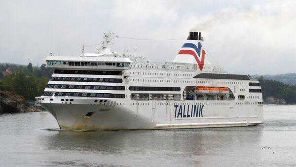 Круизный лайнер Romantika - Sputnik Латвия