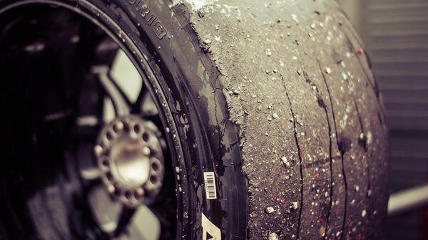Колесо гоночного автомобиля - Sputnik Латвия