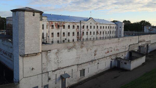 Тюрьма Белый лебедь в Даугавпилсе - Sputnik Латвия