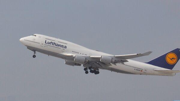 Lufthansa - Sputnik Latvija
