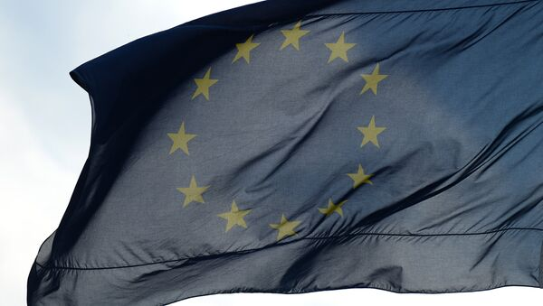 Флаги Евросоюза - Sputnik Латвия