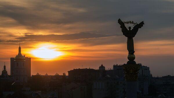 Площадь Независимости в Киеве - Sputnik Латвия