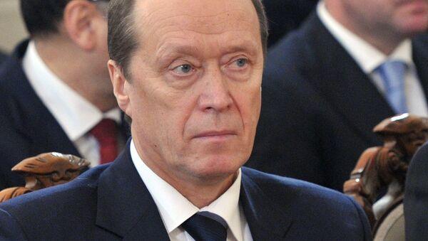 Посол РФ в Латвии Александр Вешняков - Sputnik Latvija