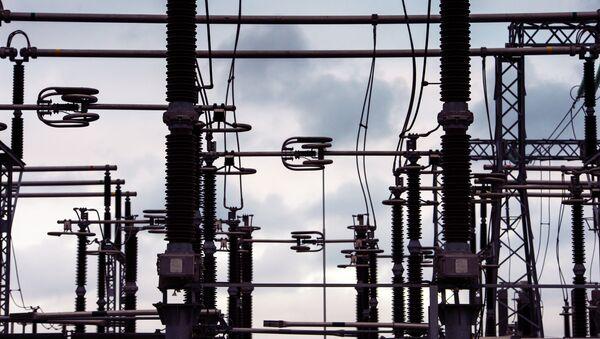 Трансформаторы электроподстанции - Sputnik Латвия