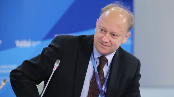 Политолог Андрей Кортунов, генеральный директор Российского совета по международным делам - Sputnik Латвия