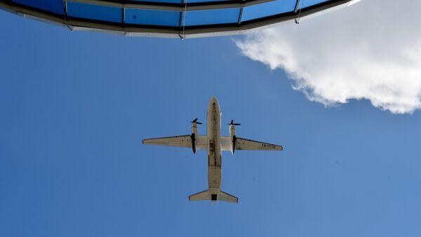 Kara transporta lidmašīna An-26. Foto no arhīva - Sputnik Latvija