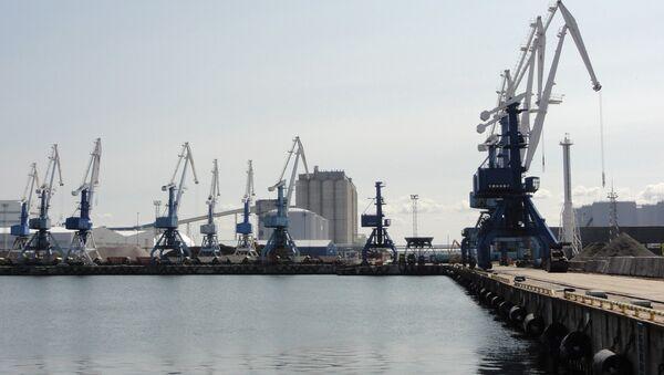 Jūras osta. Foto no arhīva - Sputnik Latvija