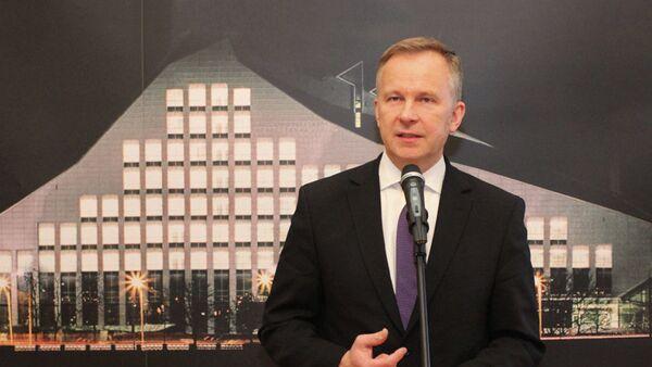 Глава центрального банка Латвии Илмар Римшевич - Sputnik Латвия
