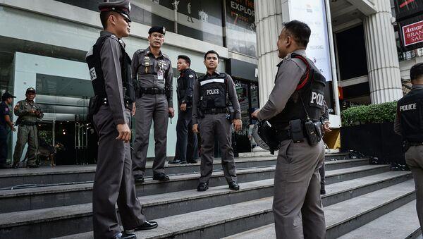 Taizemes policija - Sputnik Latvija