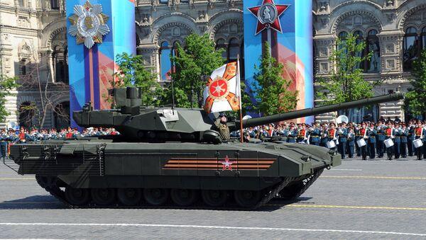 Танк Т-14 - Sputnik Latvija