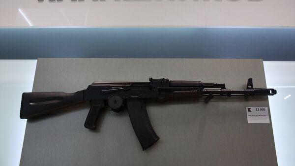 Автомат АК-74 - Sputnik Latvija