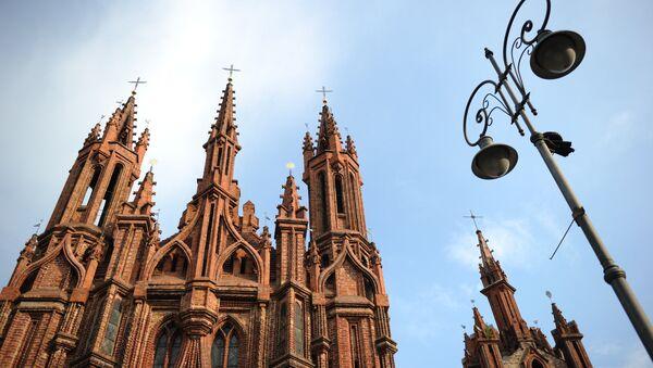 Города мира. Вильнюс - Sputnik Латвия
