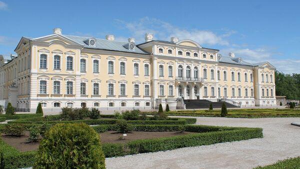 Рундальский дворец - Sputnik Латвия