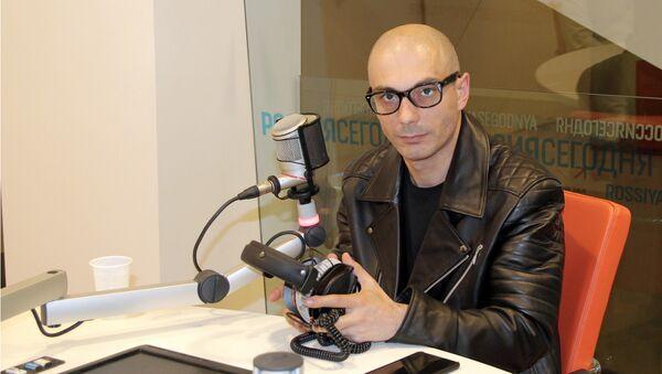Ведущий радио Sputnik Армен Гаспарян - Sputnik Латвия
