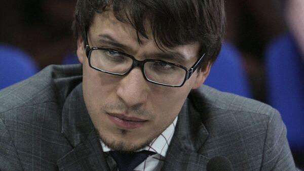 Дмитрий Абзалов - Sputnik Латвия