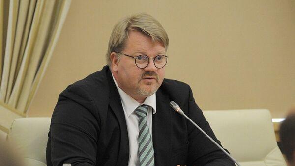 Финский правозащитник Йохан Бекман - Sputnik Латвия