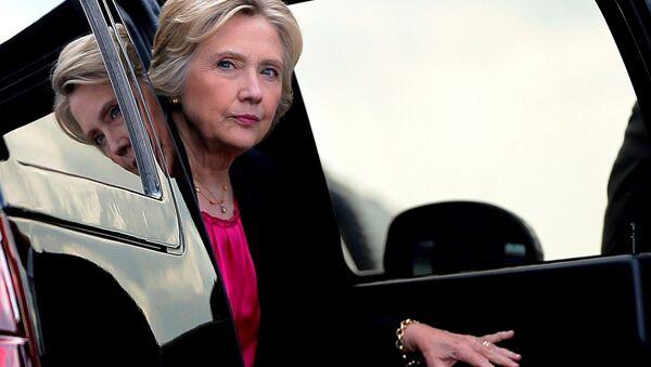 Хиллари Клинтон - Sputnik Латвия