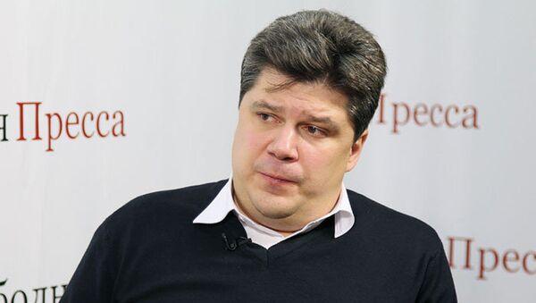 Николай Сорокин - Sputnik Латвия
