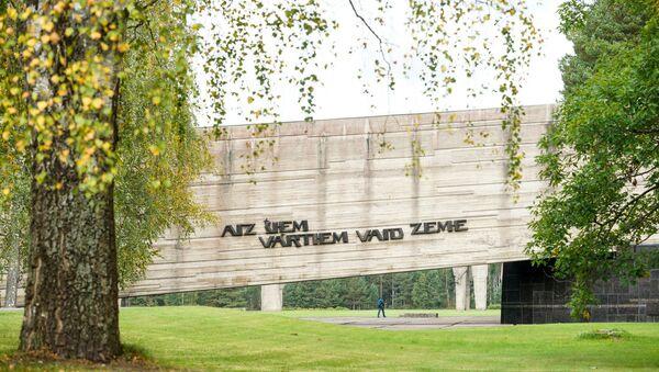 Memoriāls Salaspils - Sputnik Latvija