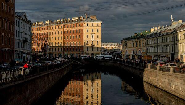 Sanktpēterburga - Sputnik Latvija