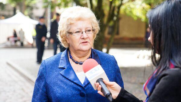 Председатель комиссии по социальным и трудовым делам Айя Барчи - Sputnik Латвия