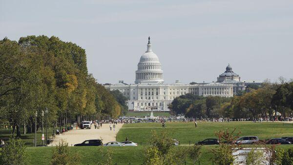 Kapitolijs Vašingtonā. Foto no arhīva - Sputnik Latvija