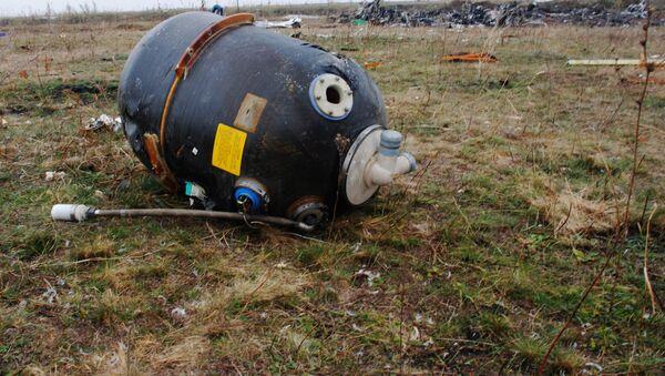 Malaizijas Boeing 777 avārijas vieta - Sputnik Latvija