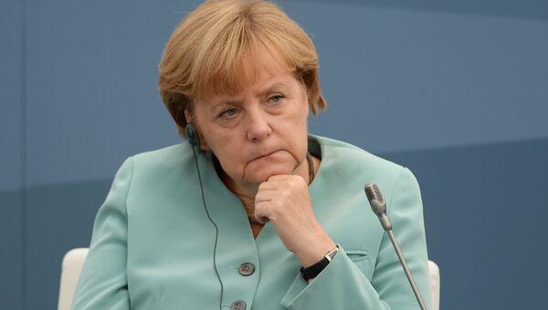 Ангела Меркель - Sputnik Латвия