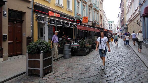 На улицах Старой Риги - Sputnik Латвия